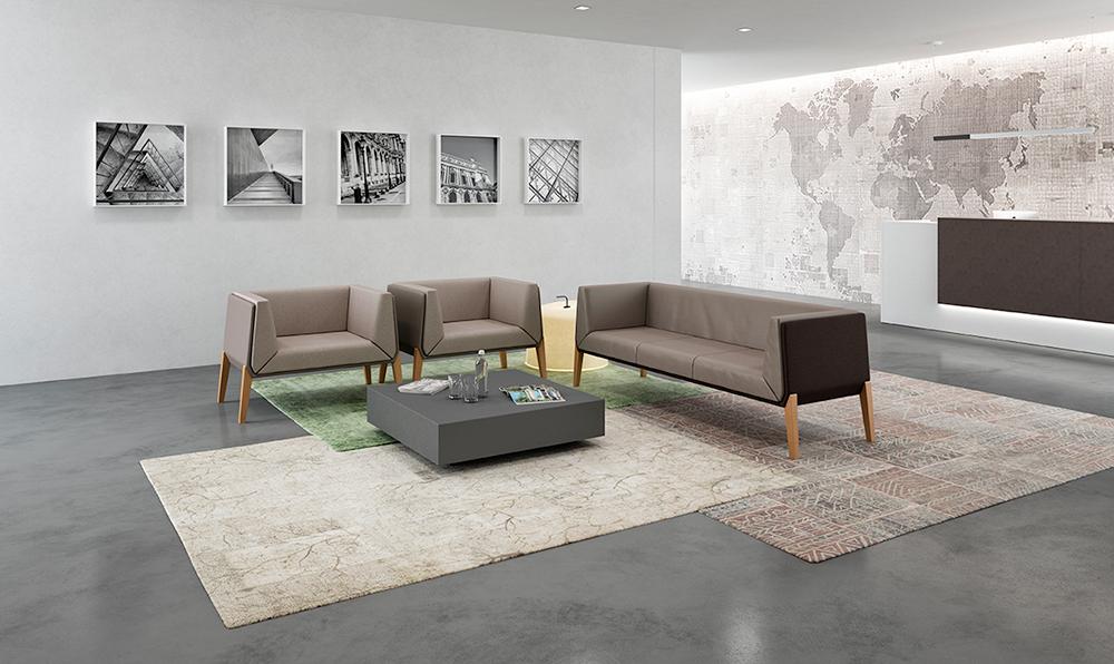 Wachtkamer / Lounge stoelen
